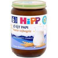 Hipp Jó Éjt Papi natúr tejbegríz, 6 hónapos kortól, 190 g