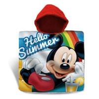 Пончо Adventa , Mickey , 100% Памук , 300 гр , 60 x 120 cm