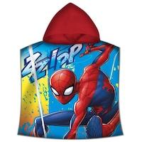 Пончо Adventa , Spiderman , 100% Памук , 300 гр , 60 x 120 cm