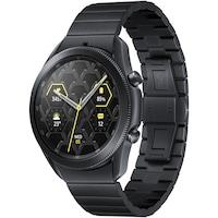Samsung Galaxy Watch3 Okosóra, 45mm, Titán szürke