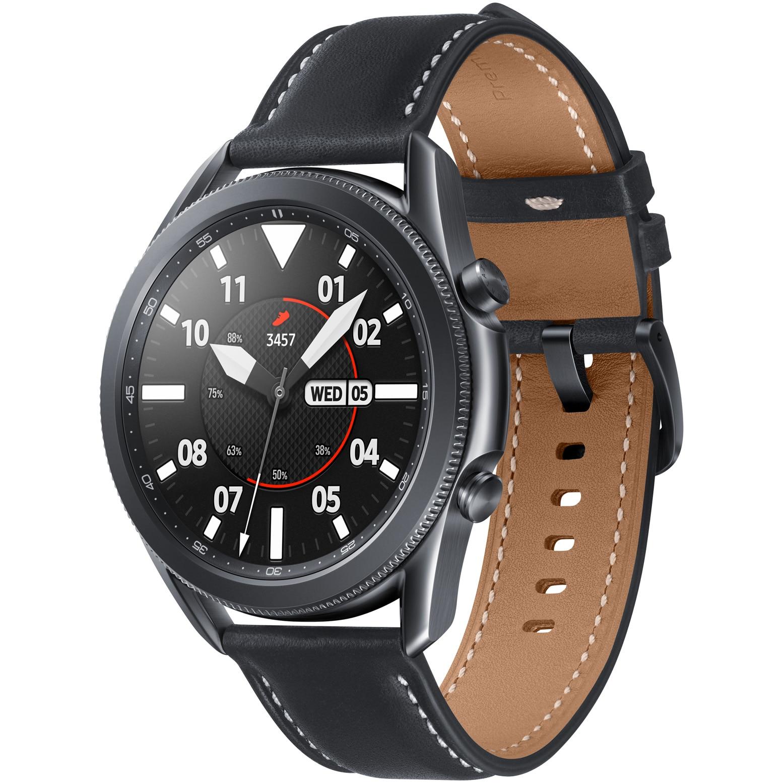 Fotografie Ceas smartwatch Samsung Galaxy Watch3, 45mm, Black