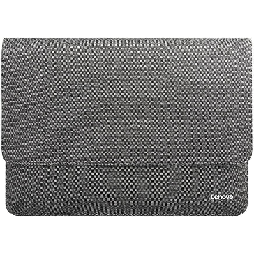 """Fotografie Husa laptop ultraslim Lenovo Yoga 14"""", Gri"""