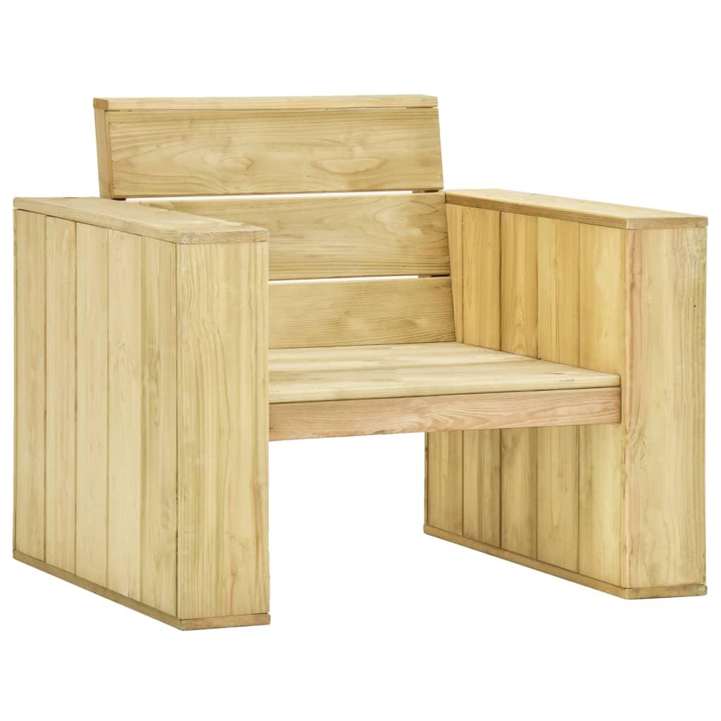 impregnált rétegelt lemez szék
