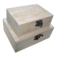 set cutii lemn