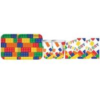 Set 6 accesorii petrecere, Creative coverting, Lego, Multicolor