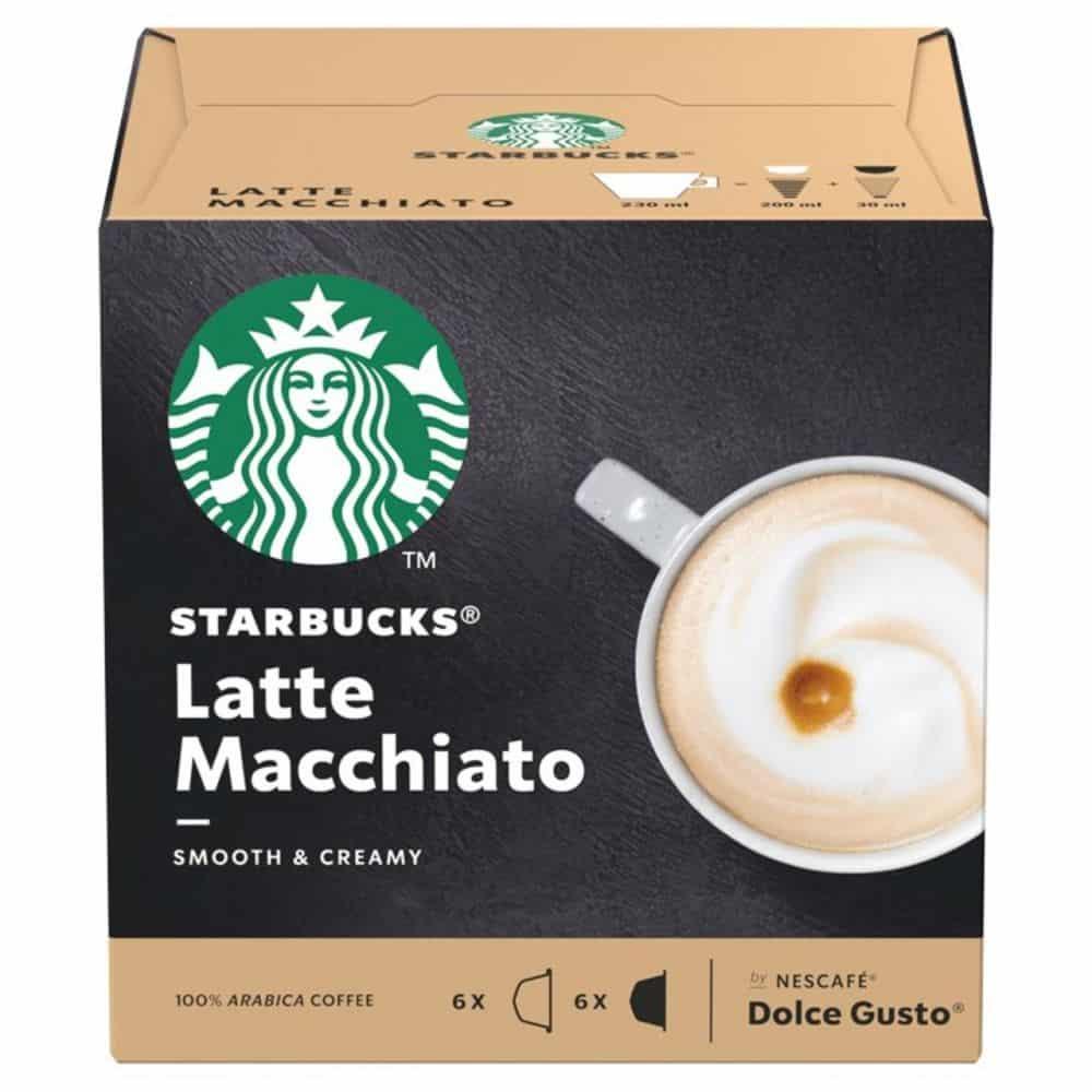 starbucks koffeinmentes kapszula
