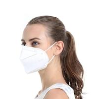 Комплект респираторни маски Intextred,FFP2,Бял, 20 бр. в кутия