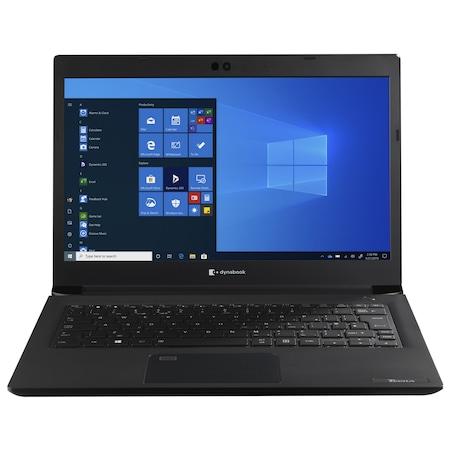 Лаптоп Dynabook Toshiba Tecra A30-G-10P с Intel Core i7-10510U (1.80/4.90 GHz, 8M), 16 GB, 1TB M.2 NVMe SSD, Intel UHD Graphics, Windows 10 Pro 64-bit, черен