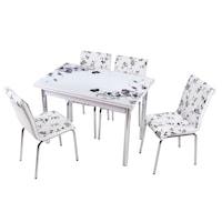 set masa si scaune mobexpert
