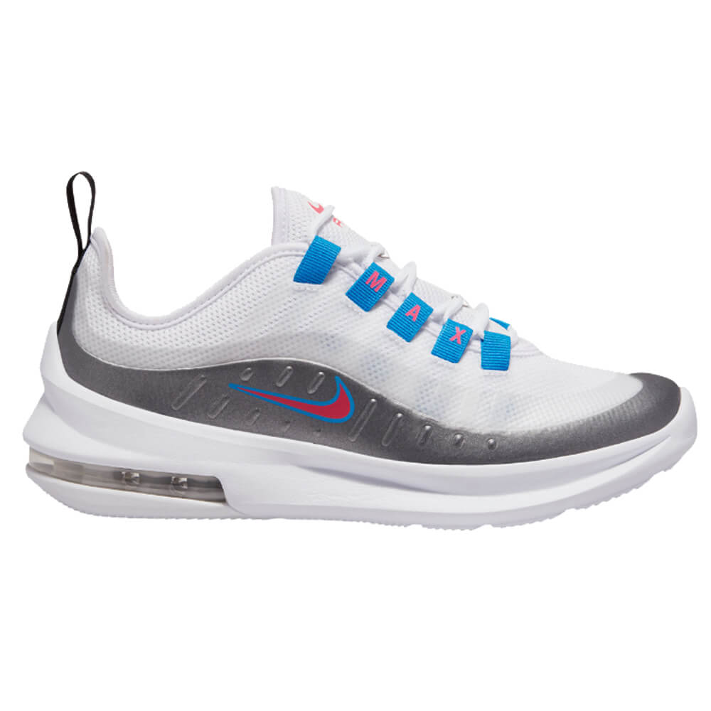 Escalofriante sirena su  Pantofi Sport Nike Air Max Axis, alb/gri, femei, 36 - eMAG.ro