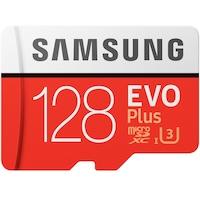 Samsung EVO Plus 128GB microSD (SDXC Class10) (MB-MC128HA/EU) memória kártya adapterrel