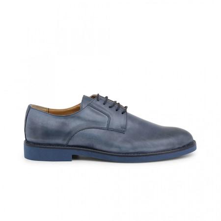 Pantofi barbati, Made in Italia, 604_CERATO, Bleumarin, 41