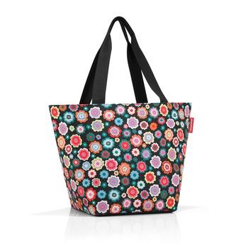 Reisenthel Shopper M happy flowers női táska