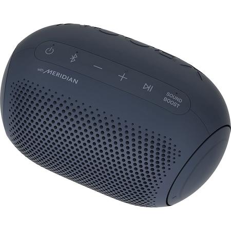 Преносима тонколона LG XBOOM Go PL2, Bluetooth, Waterproof, Черен