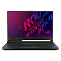 "Asus ROG Strix SCAR 17 17.3"" 300Hz FullHD Gaming laptop, Intel® Core™ i7-10875H , 32GB, 1TB M.2 SSD, GeForce® RTX 2080 SUPER™ 8GB DDR6, Windows 10 Home, Magyar billentyűzet, Fekete"