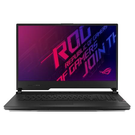 "Asus ROG Strix SCAR 17 17.3"" 300Hz FullHD Gaming laptop, Intel® Core™ i7-10875H , 32GB, 1TB M.2 SSD, GeForce® RTX 2080 SUPER™ 8GB DDR6, Windows 10 Home, Magyar billentyűzet, Fekete"