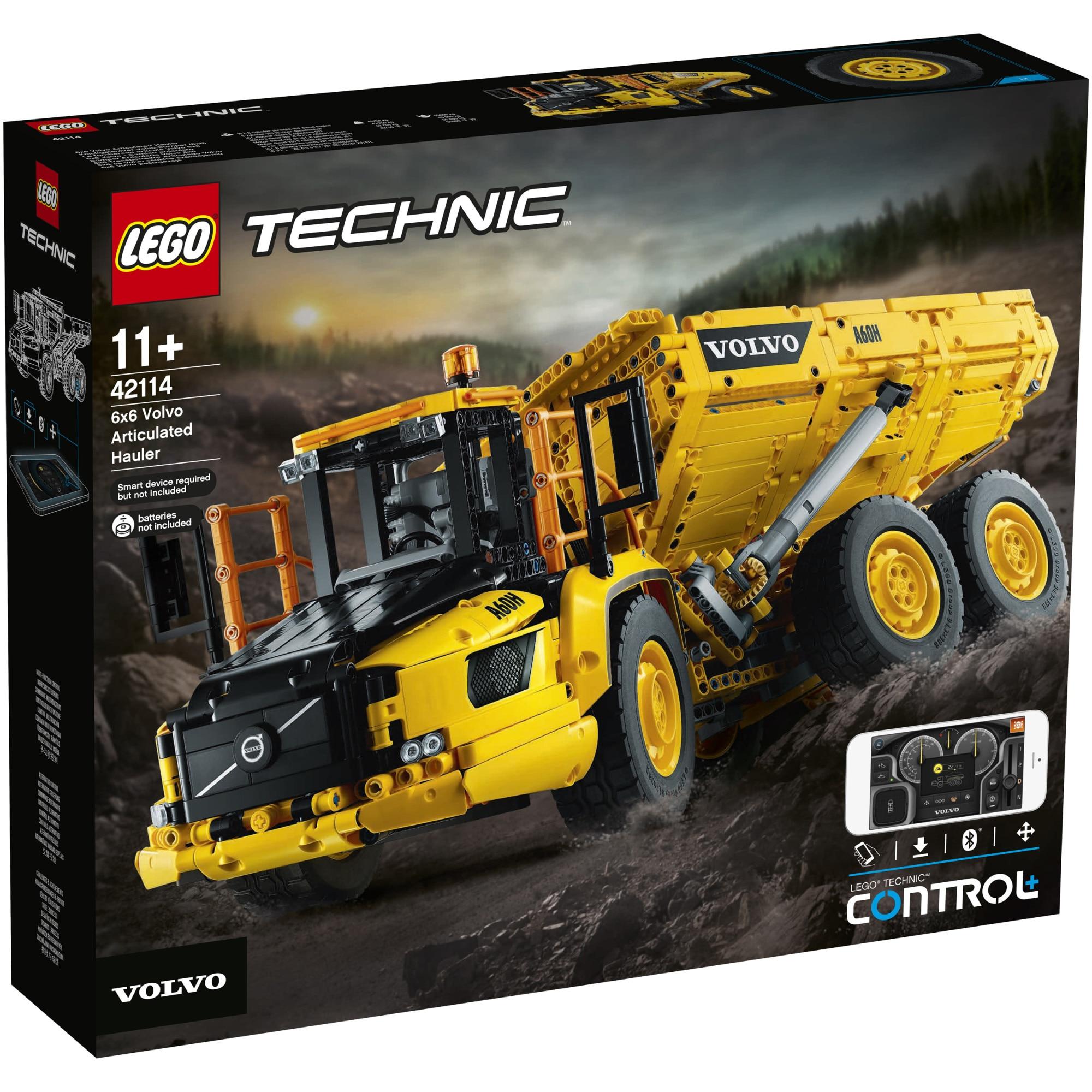 Fotografie LEGO Technic - Transportor Volvo 6x6 42114, 2193 piese