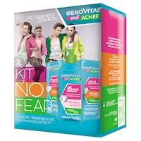 kit gerovital stop acnee