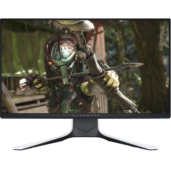 Fotografie Monitor Gaming LED IPS Dell Alienware 24.5'', FHD, 240Hz, 1ms, G-SYNC, FreeSync , HDR400, HDMI, DP, 1xUSB 3.0, VESA, AW2521HFL
