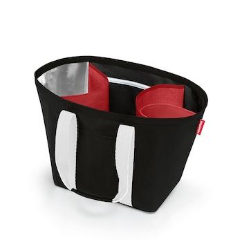 Reisenthel re-shopper 1 black női shopper táska