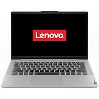 "Laptop ultraportabil Lenovo IdeaPad 5 14ARE05 cu procesor AMD Ryzen 5 4600U pana la 4.00 GHz, 14"", Full HD, 8GB, 512GB SSD, AMD Radeon Graphics, Free Dos, Platinum Grey"