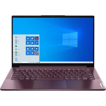 "Лаптоп LENOVO Yoga Slim 7 14ARE05, 14"", AMD Ryzen™ 7 4700U, RAM 16GB, SSD 512GB, AMD Radeon™ Graphics, Microsoft Windows 10 Home, Orchid"