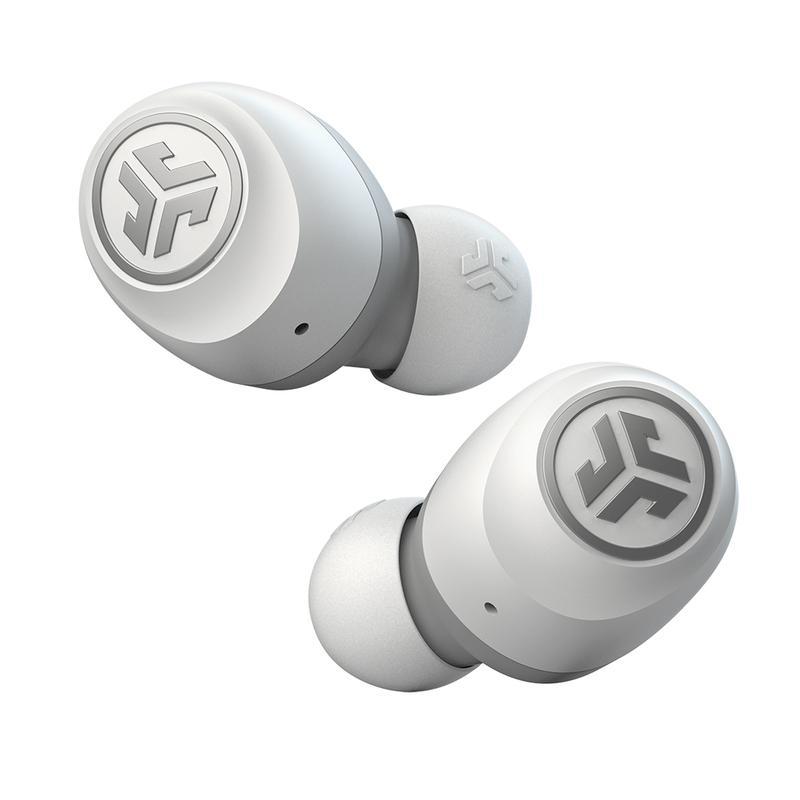 Fotografie Casti Audio In Ear JLAB GO Air, True Wireless, Bluetooth, Microfon, Autonomie 5 ore, Alb