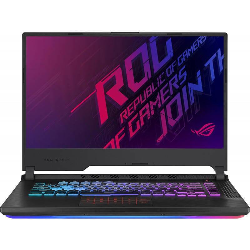 "Fotografie Laptop Gaming Asus ROG G531GT cu procesor Intel® Core™ i7-9750H pana la 4.50 GHz, 15.6"", Full HD, 8GB, 512GB SSD, nVidia GeForce GTX 1650 4GB, Free DOS, Black"