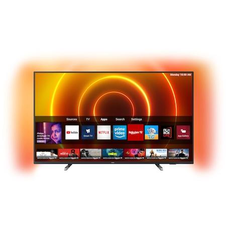 """Телевизор Philips 55PUS7805/12, 55"""" (139 см), Smart, 4K Ultra HD, LED"""