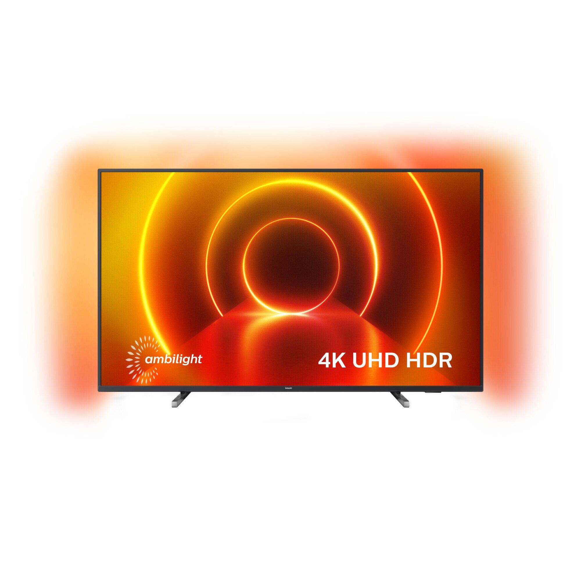 Fotografie Televizor Philips 43PUS7805/12, 108 cm, Smart, 4K Ultra HD, LED
