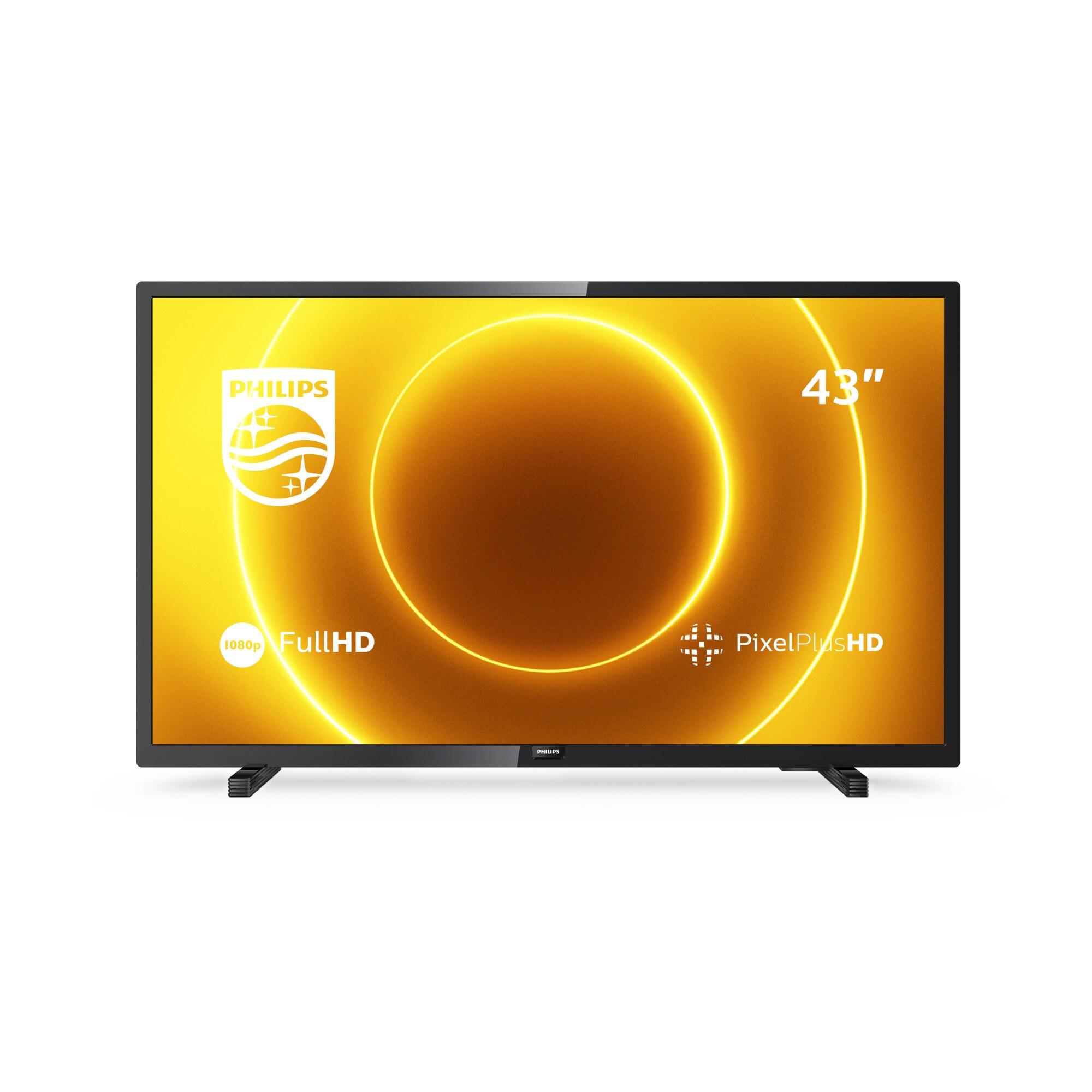 Fotografie Televizor Philips 43PFS5505/12, 108 cm, Full HD, LED, Clasa A+