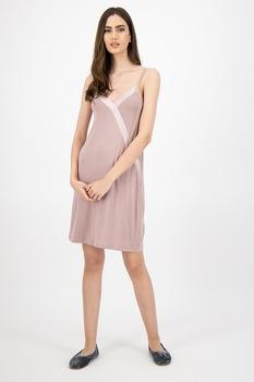 ESPRIT Bodywear, Hálóing állítható pántokkal, Púder rózsaszín