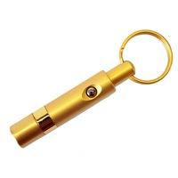 Пънчер за пура Eleon 009390, инструмент за продупчване на пура, златист цвят