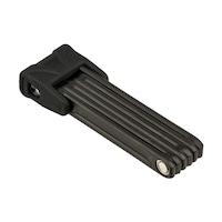 Заключващи пластини за велосипед ABUS BORDO LITE BLACK, 85 см