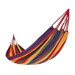 Хамак MAXIMA 600243, Дължина до 230 см, Платно 180x80 см, От памучен материал, Дизайн 2
