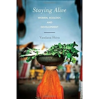 Staying alive - Vandana Shiva
