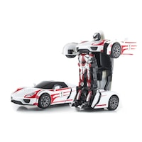 G21 R/C Troopers Fierce fehér Speed Fighter játék robot