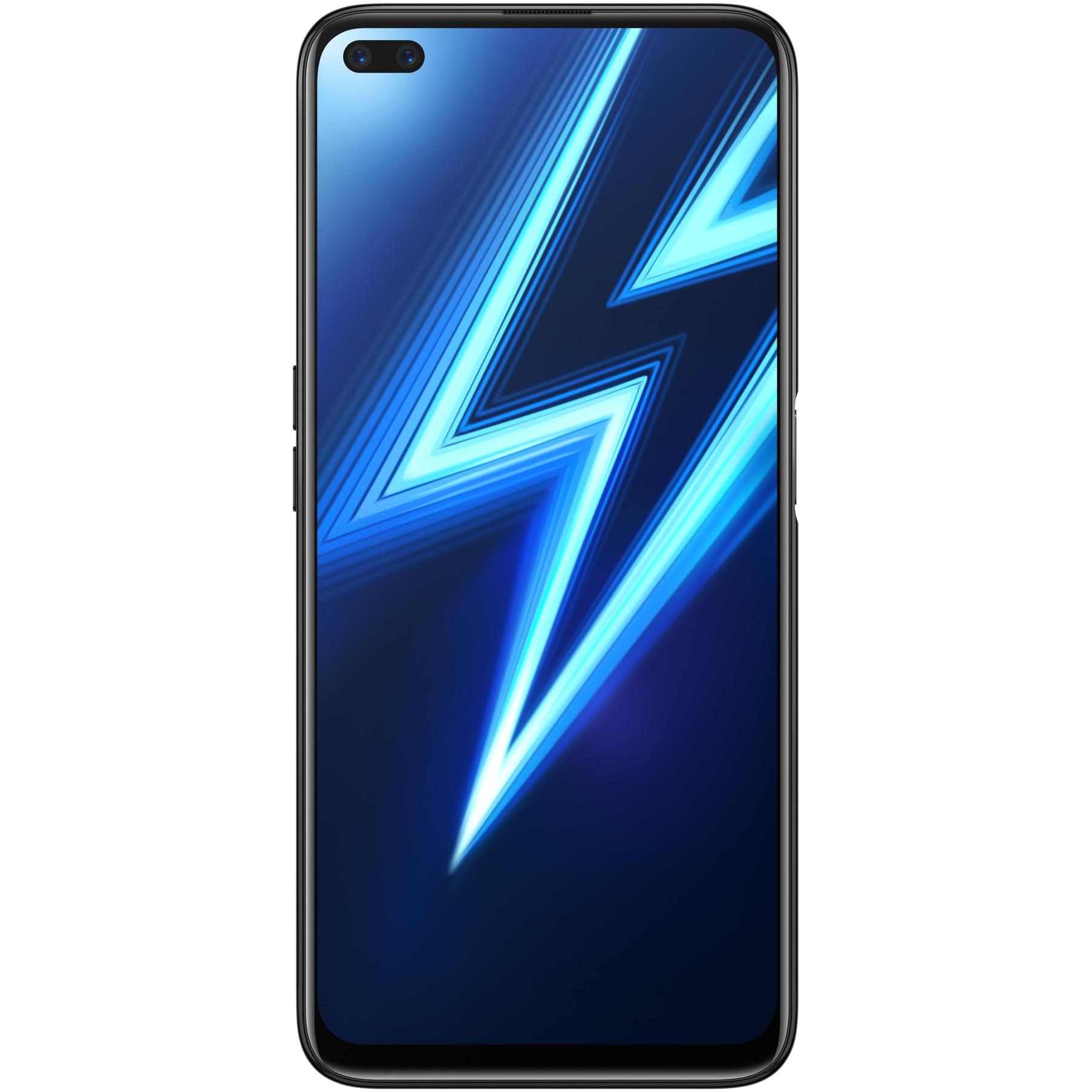 Fotografie Telefon mobil Realme 6 Pro, 128GB, 6GB RAM, 4G, Lightning Blue