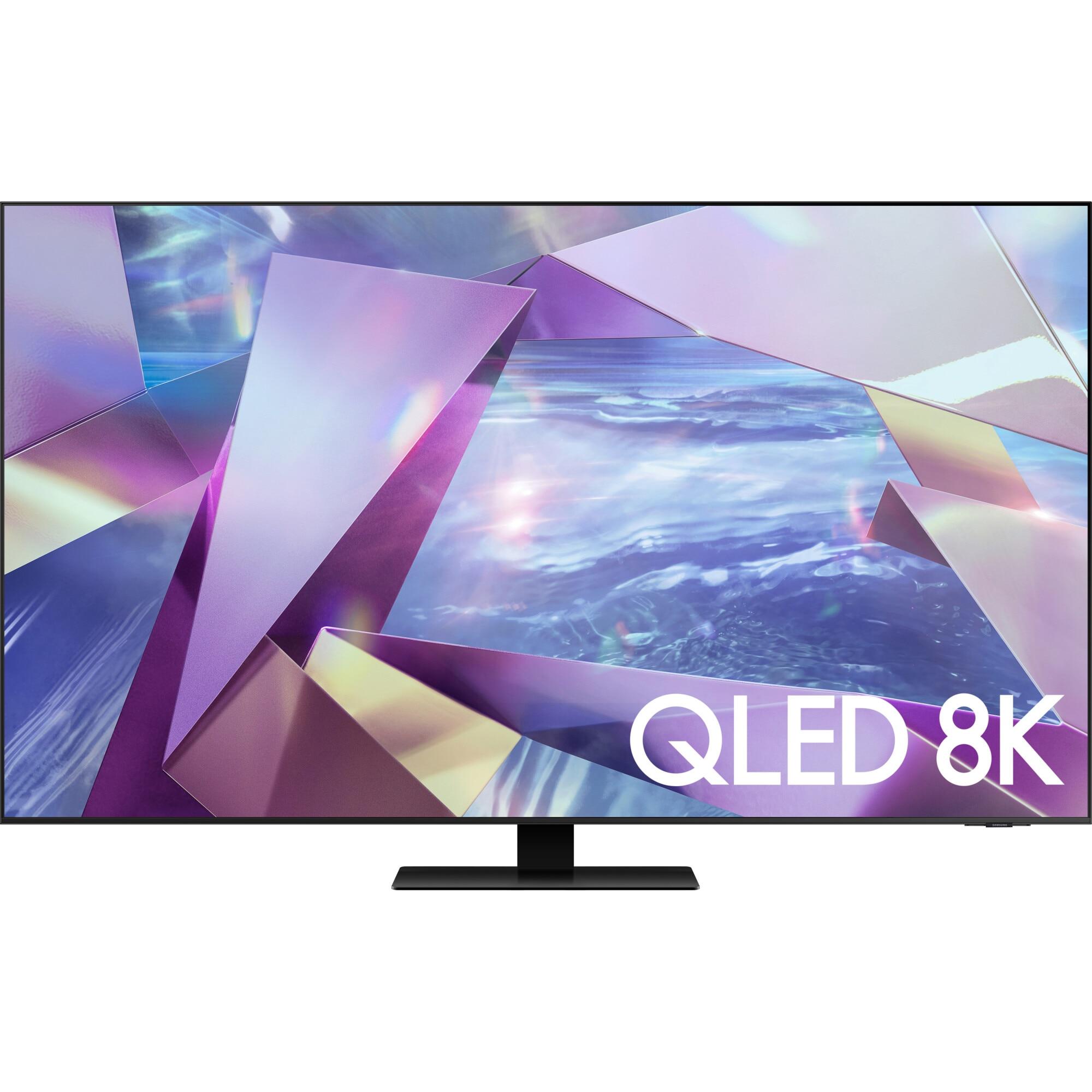 Fotografie Televizor Samsung 55Q700T, 138 cm, Smart, 8K Ultra HD, QLED, Clasa G