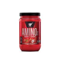 Хранителна добавка BSN Amino X, Вкус Черешова Кола, 435г, 30 дози
