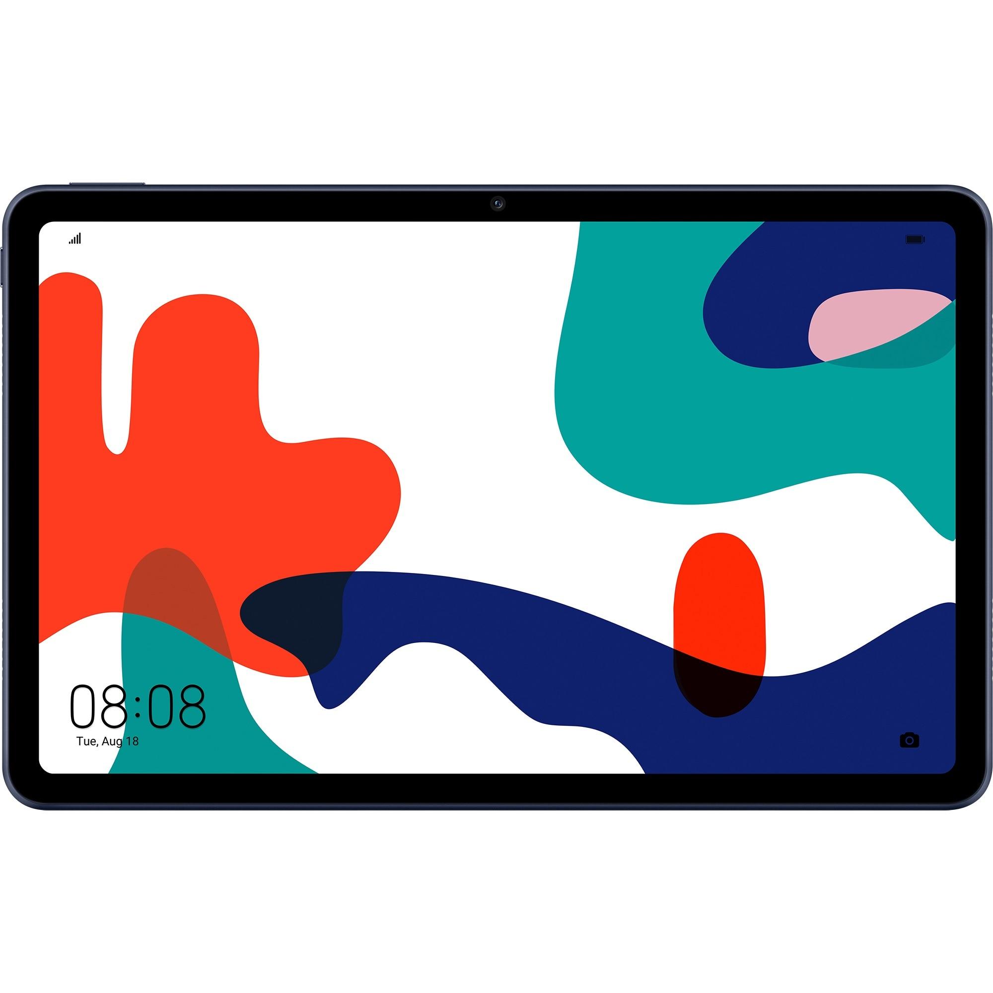 """Fotografie Tableta Huawei MatePad, Octa-Core, 10.4"""", 4GB RAM, 64GB, Wi-Fi, Midnight Grey"""