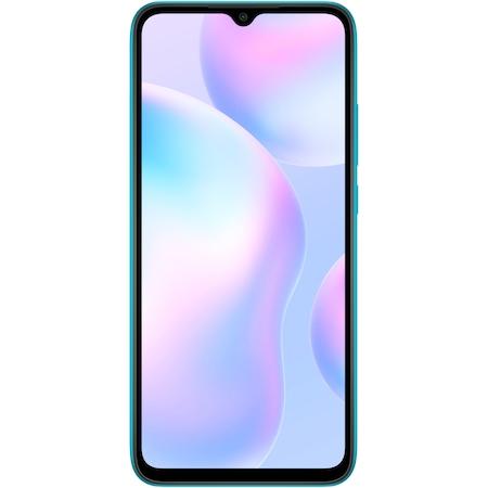 Смартфон Xiaomi Redmi 9A, Dual SIM, 32GB, 4G, Peacock Green