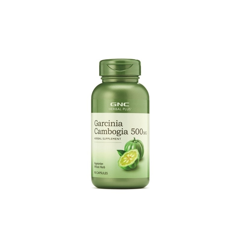 Gnc Herbal Plus Garcinia Cambogia 500 Mg 90 Capsule Vegetale Emag Ro