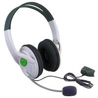 Xbox 360 mikrofonos fülhallgató, fejhallgató headset