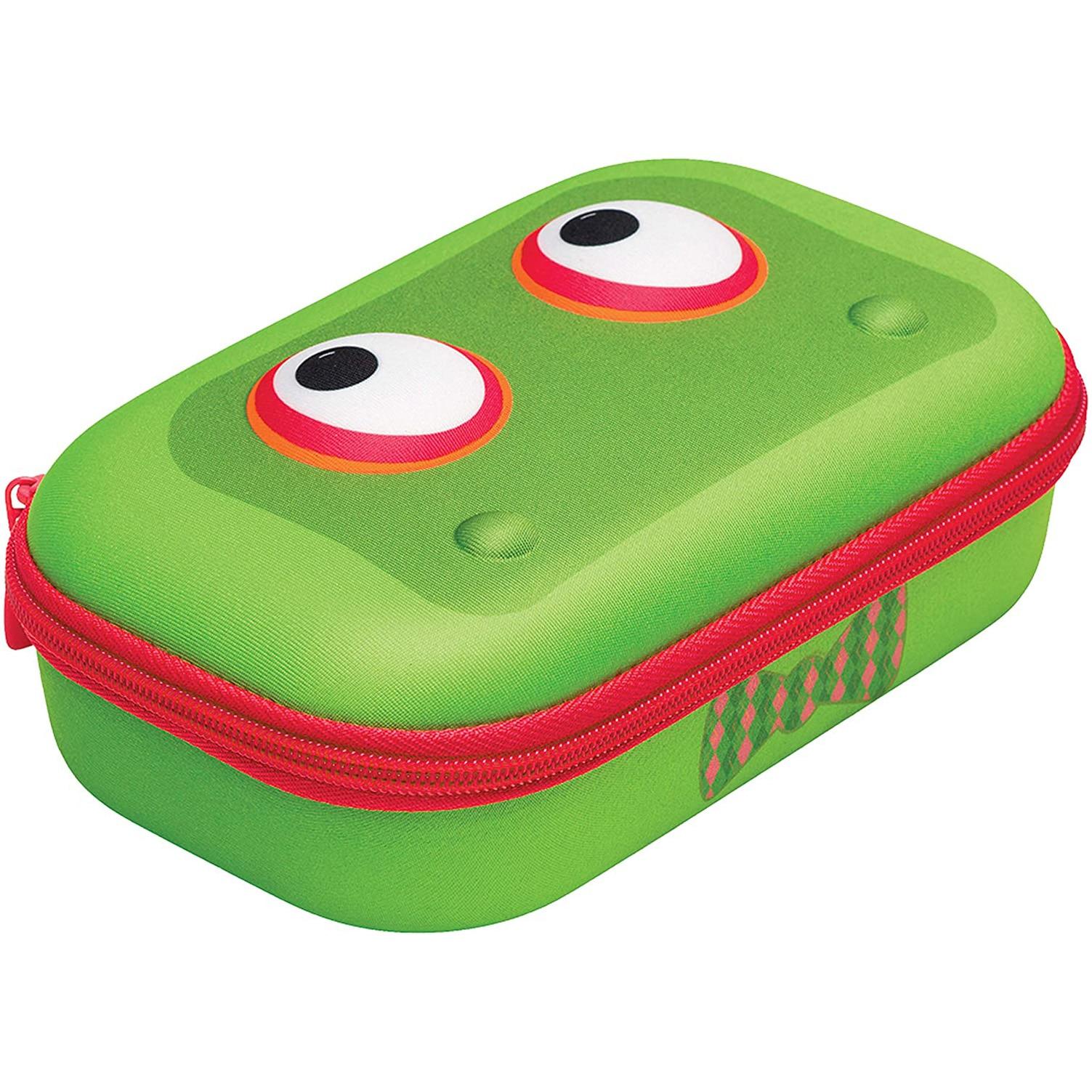 Fotografie Penar cu fermoar ZIPIT Beast Storage box - verde