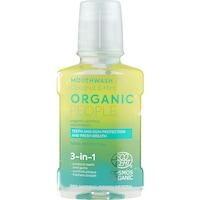 Вода за уста Organic People, Кокос и мента, Унисекс, 250мл