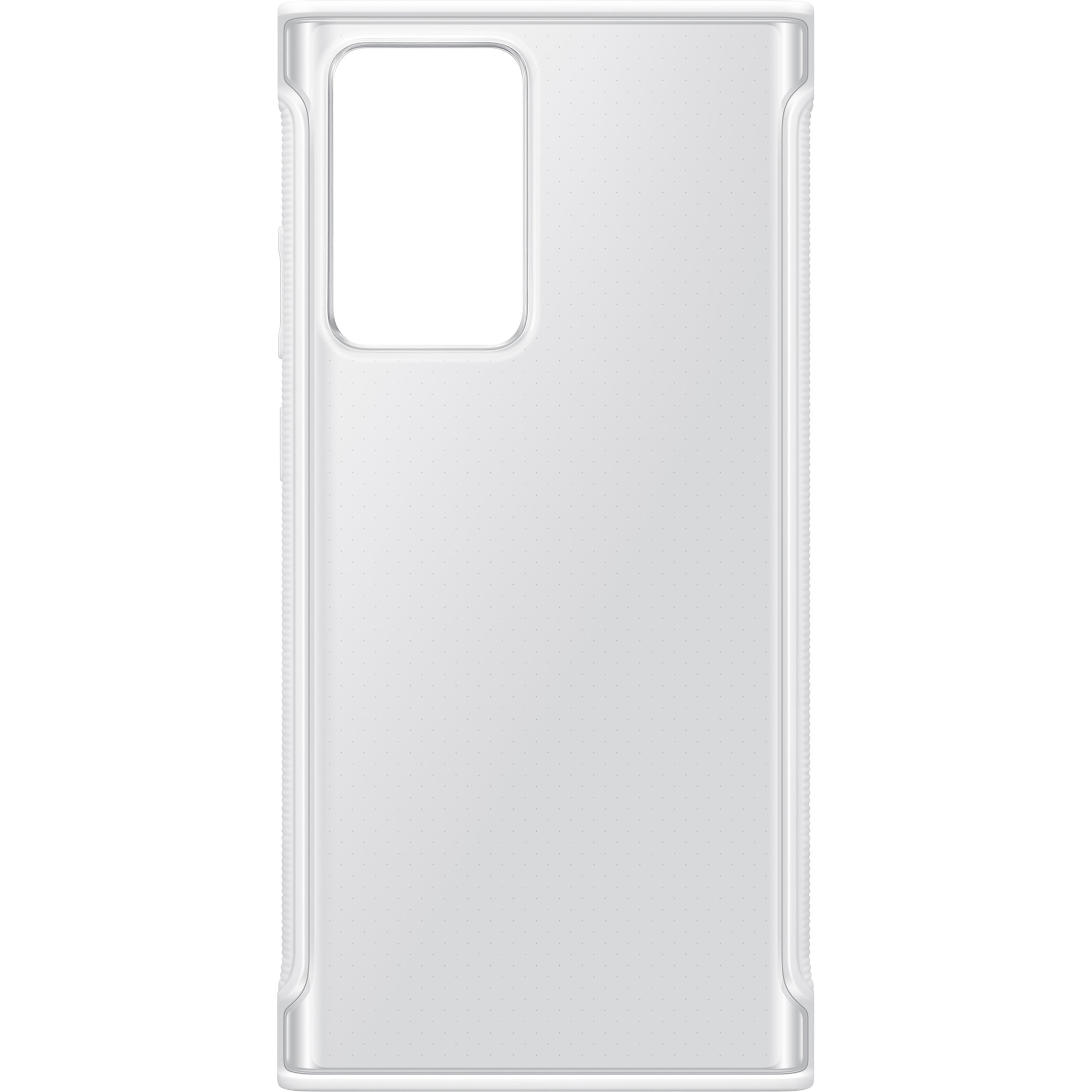 Fotografie Husa de protectie Samsung Clear Protective pentru Galaxy Note 20 Ultra, White