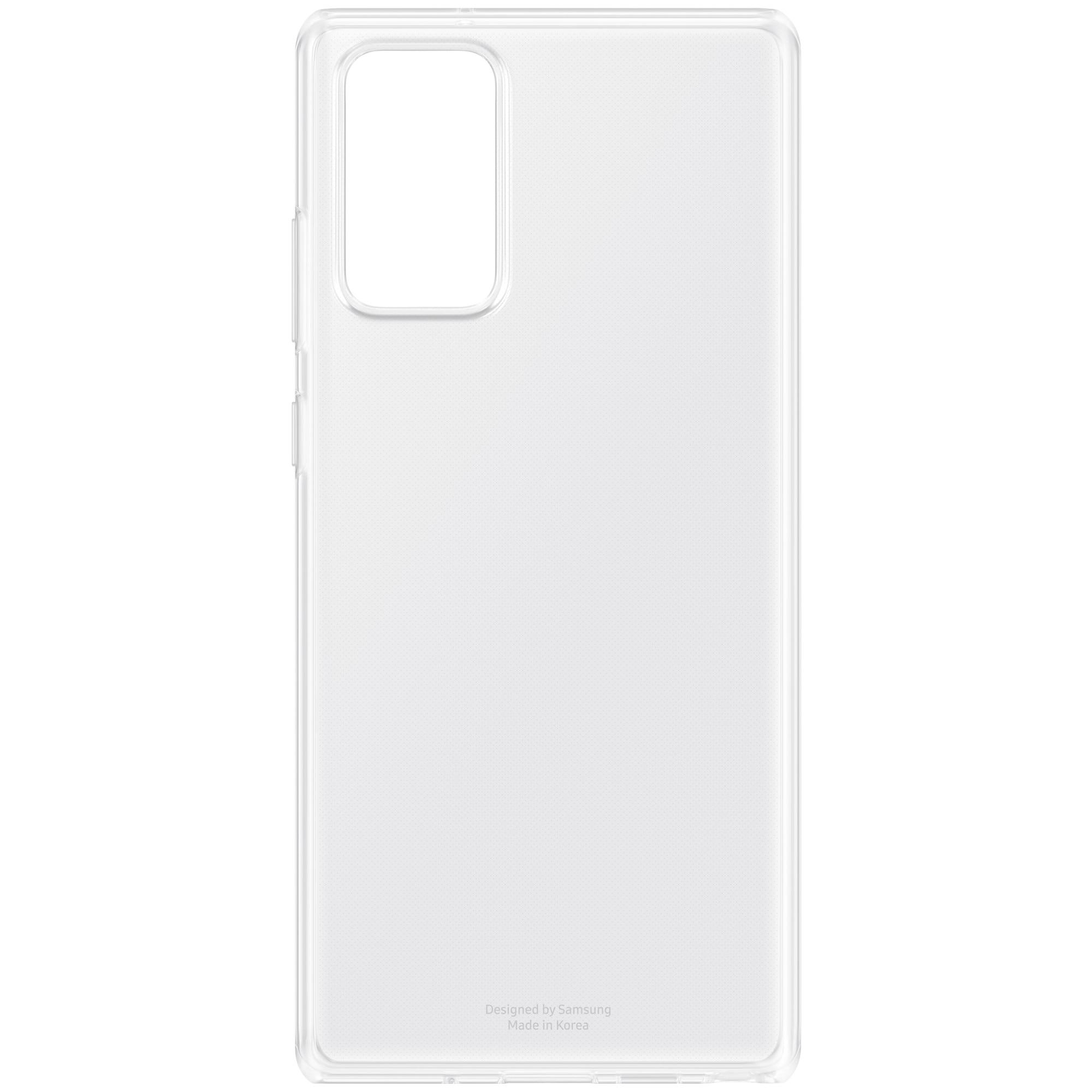 Fotografie Husa de protectie Samsung Clear pentru Galaxy Note 20, Transparent