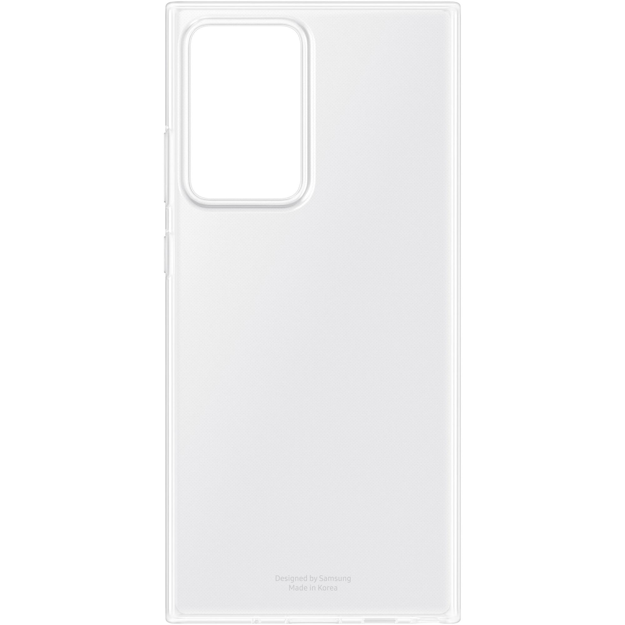 Fotografie Husa de protectie Samsung Clear pentru Galaxy Note 20 Ultra, Transparent