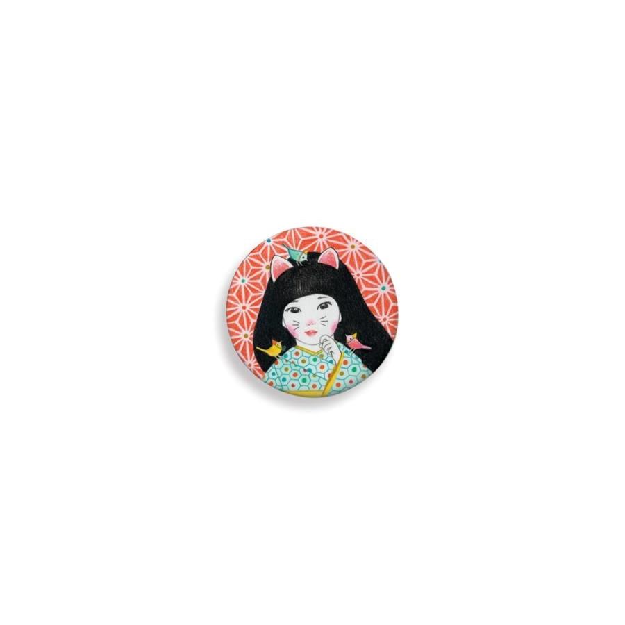 Kitűzők - Japán - lovely badges Djeco Lovely Paper F8VVvO